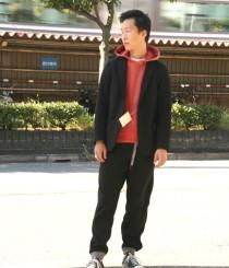 Niche. Hombria Discreta Jacket ¥32,000+Tax