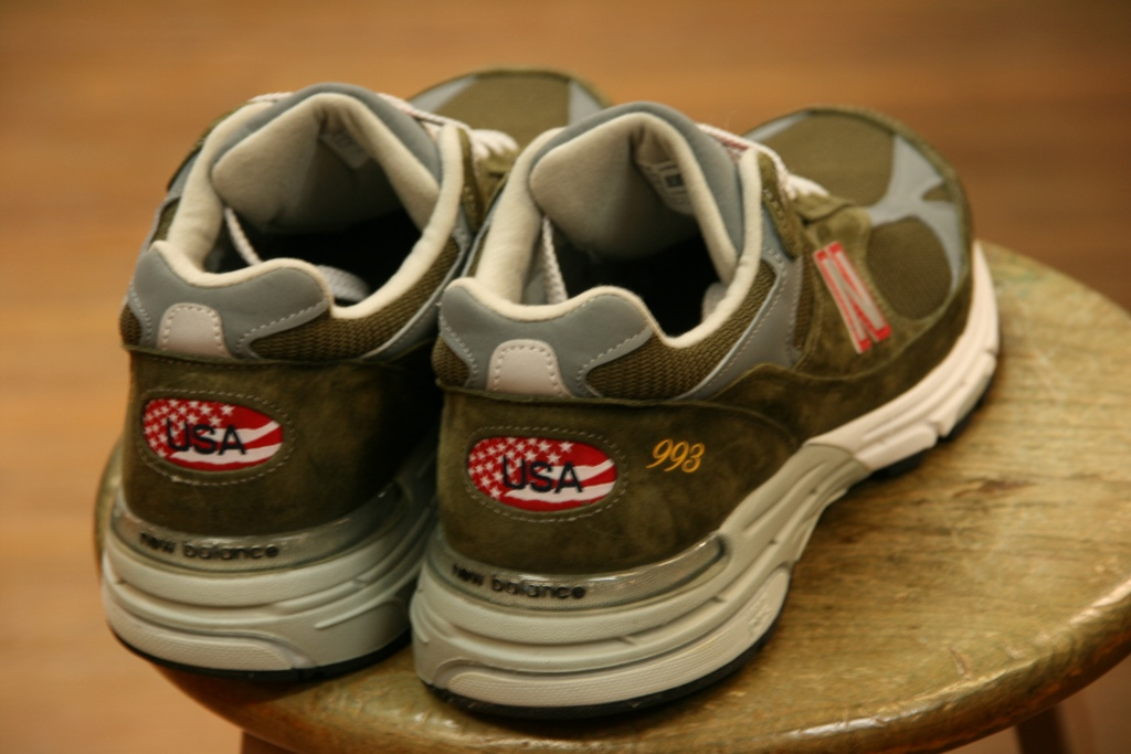 official photos dfc3f 9bbb0 New Balance 993 U.S. Marine Corps | Pop Life Cafe