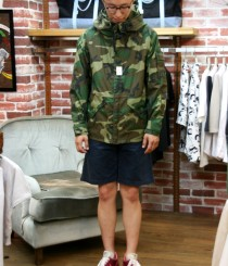 US ARMY Goretex jacket size S short ¥19800+tax
