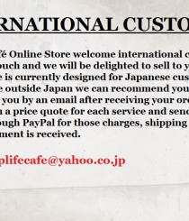 INTERNATIONAL CUSTOMER